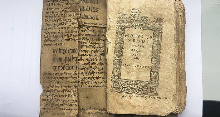 İbn-i Sina'ya ait 15. yüzyıldan kalma eserin İrlanda diline çevirisi bulundu