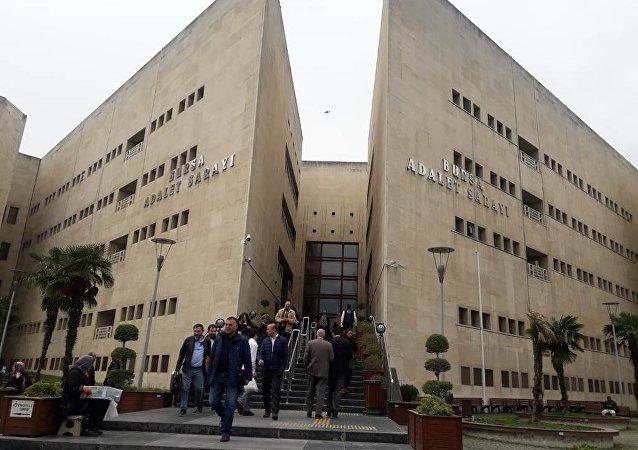 Bursa Adliyesi – Bursa Adalet Sarayı