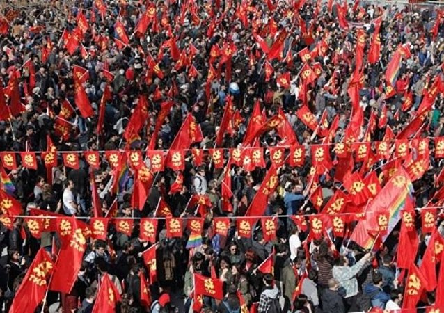 Türkiye Komünist Partisi (TKP)