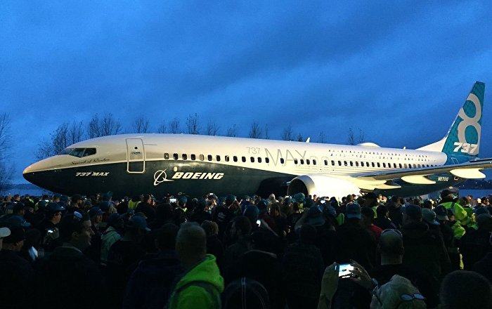 BM'den personeline 'Boeing 737 Max' kullanmayın talimatı