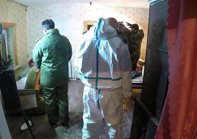 Rusya'da terör saldırısı planlayan bir terörist etkisiz hale getirildi