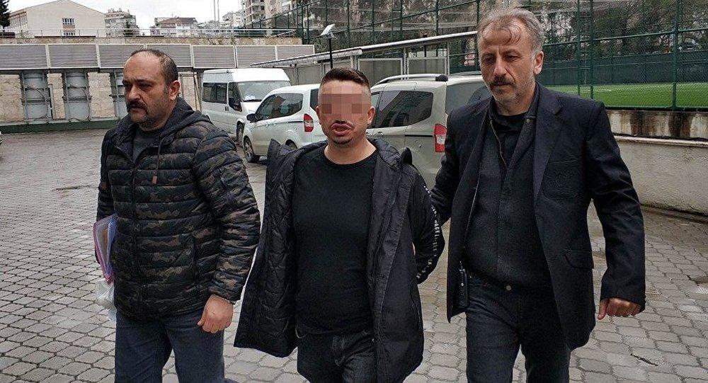 Samsun'da bir kişiyi silahla yaralayan ve habercilere İyi çekin. Vurduğumuz adamlar da görsün diyen saldırgan