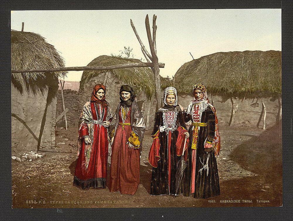 19. yüzyılın Rusya'sının ilk renkli görüntüleri