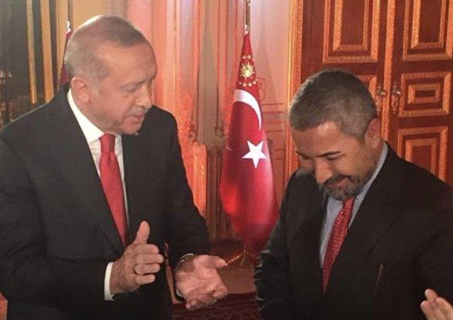 Recep Tayyip Erdoğan - Veyis Ateş