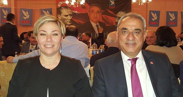 DSP - Çiğdem Mercan - Önder Aksakal