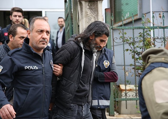Antalya, Asım Bayram cinayeti, gözaltına alınanlar