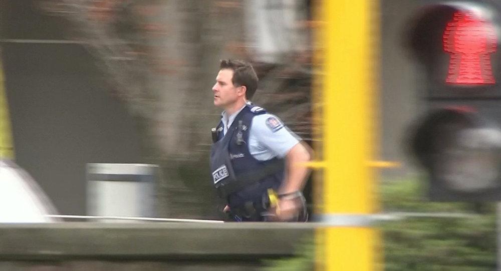 Yeni Zelanda'da saldırı