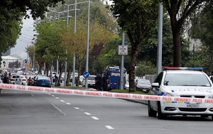Yeni Zelanda'daki katliamın görgü tanıklarından biri, saldırganı nasıl durdurmaya çalıştığını anlattı