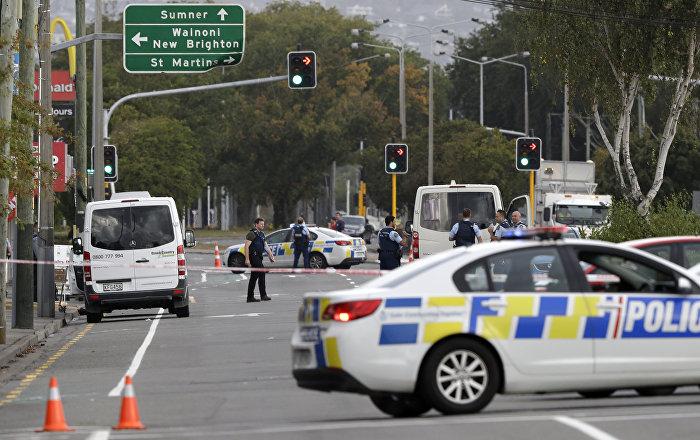 Yeni Zelanda'daki cami katliamıyla bağlantılı üç kişi tutuklandı