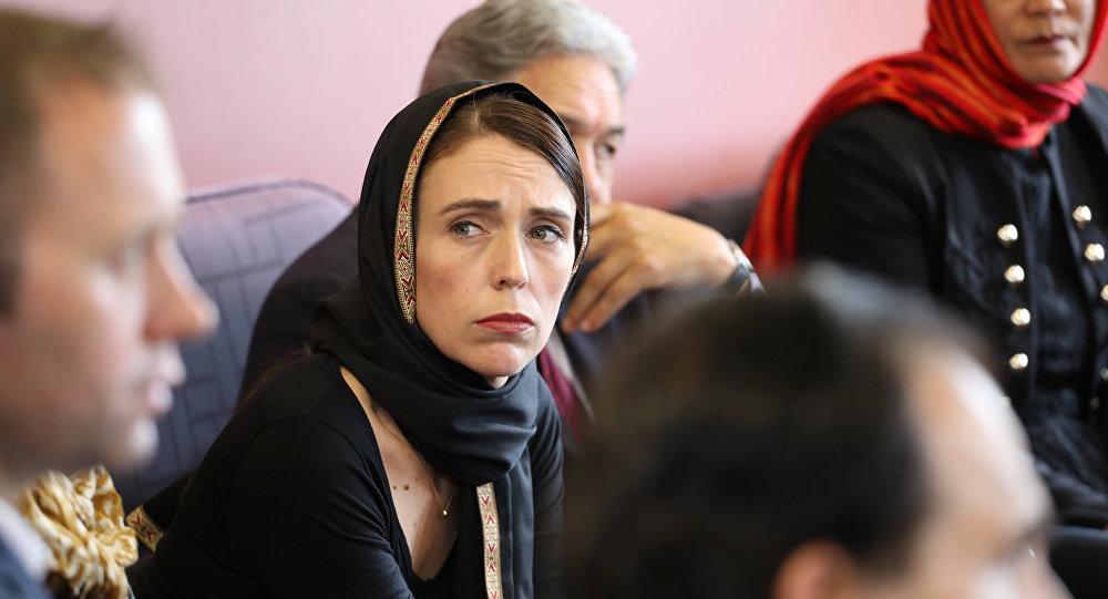 Yeni Zelanda Başbakanı Jacinda Ardern Müslüman toplumunu ziyaret etti