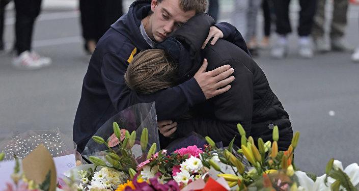 Christchurch'teki cami saldırılarının ardından Yeni Zelanda'da pek çok yerde anma noktaları oluşturuldu