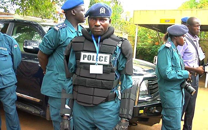 'Güney Sudan'da polislerin yüzde 80'i okuma yazma bilmiyor'