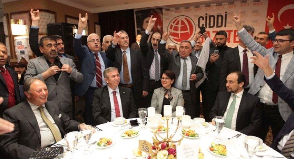Ülkücü camiadan Mansur Yavaş'a destek açıklaması
