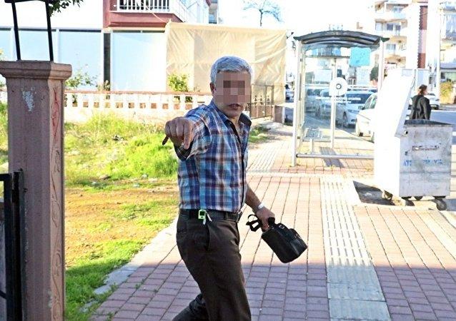 Antalya, bıçaklama
