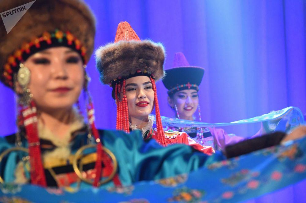 Zabaykalye'de Dangina 2019 Güzellik Yarışması