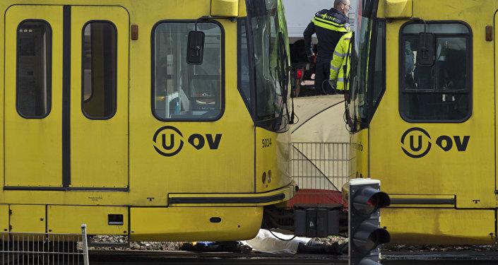 Hollanda Utrecht - Saldırı