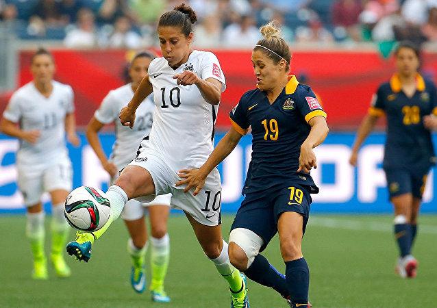 2015 Kadınlar Dünya Kupası ABD-Japonya maçı