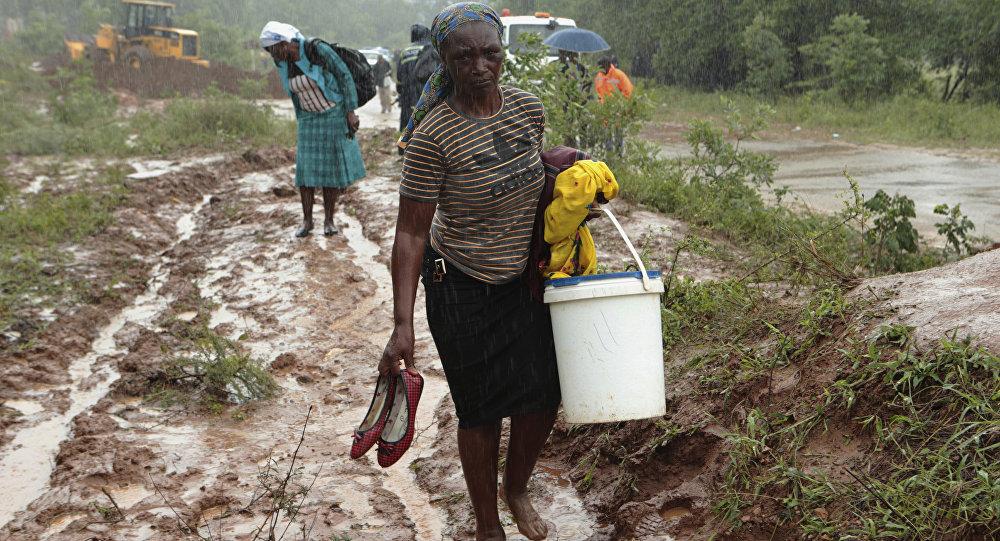Mozambik, Malavi ve Zimbabve'yi Idai kasırgası vurdu