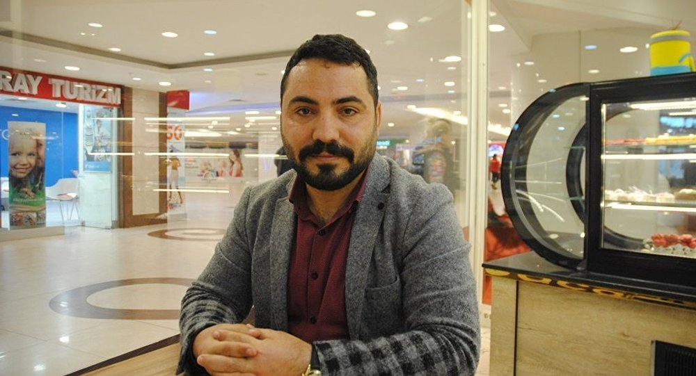 Diyarbakır'ın bağımsız Büyükşehir Belediye Başkan adayı Hasan Sancar