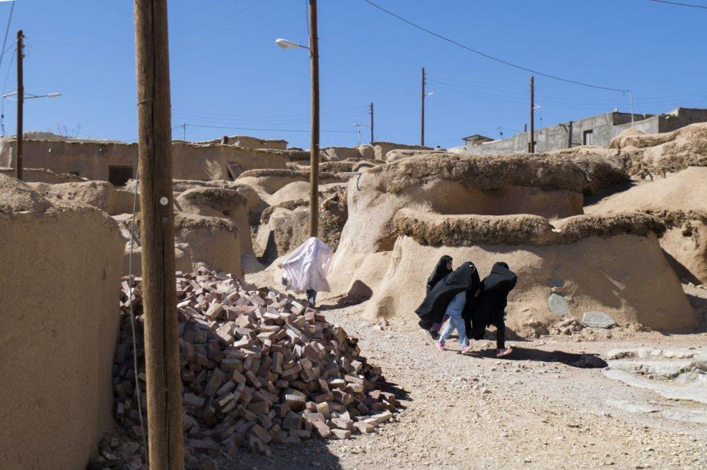 İran'ın 'cüceler köyü' Makhunik