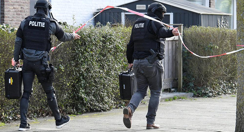 Hollanda Utrecht saldırı