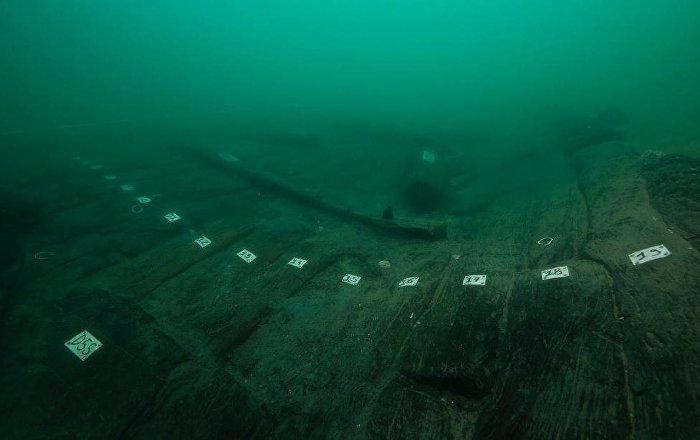 Herodot 2.469 yıl sonra haklı çıktı: Mısır'da türünün ilk örneği bir gemi kalıntısı bulundu
