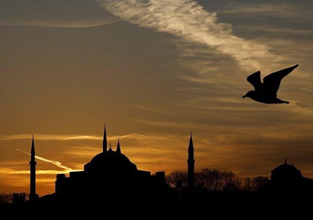 İstanbul - Ayasofya