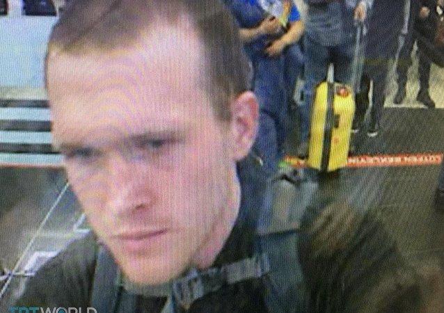 Yeni Zelanda'da cami saldırılarını gerçekleştiren Avustralya doğumlu Brenton Tarrant'ın olduğu sanılan ve TRT World tarafından yayınlanan görünterlde, Tarrant'ın  13 Eylül 2016'da İstanbul Havalimanı'na gelişi görülüyor.