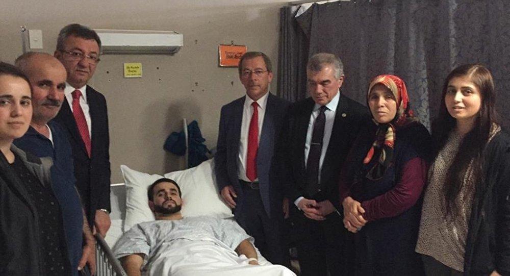 CHP Heyeti,  iki camide ibadet edenlere yönelik terör katliamının yaşandığı Yeni Zelanda Christchurch kentinde, yaşamını yitiren 50 kişi için taziyede bulundu, yaralı Türk vatandaşlarını ziyaret etti.