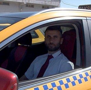 taksici - taksi