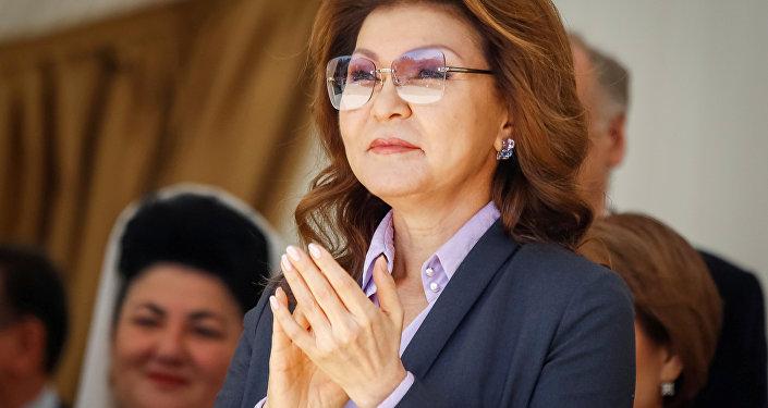 Dariga Nazarbayeva