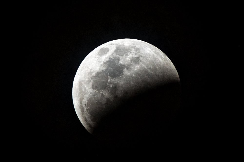 ABD'de Süper Ay