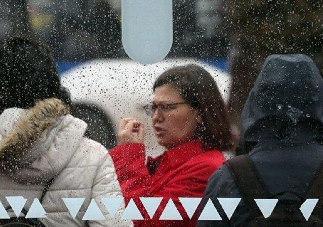 Meteoroloji - sağanak yağış - fırtına