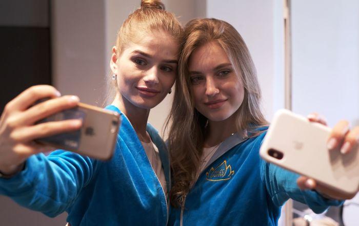 2019 Rusya Güzeli adaylarının final hazırlıkları başladı