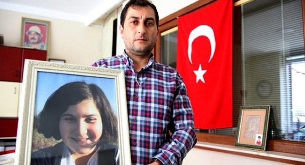 Rabia Naz Vatan'ın babası Şaban Vatan