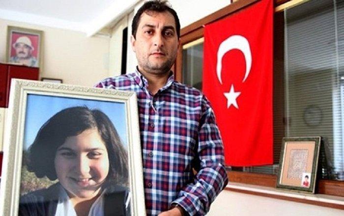 Kılıçdaroğlu, Rabia Naz'ın babasıyla görüştü