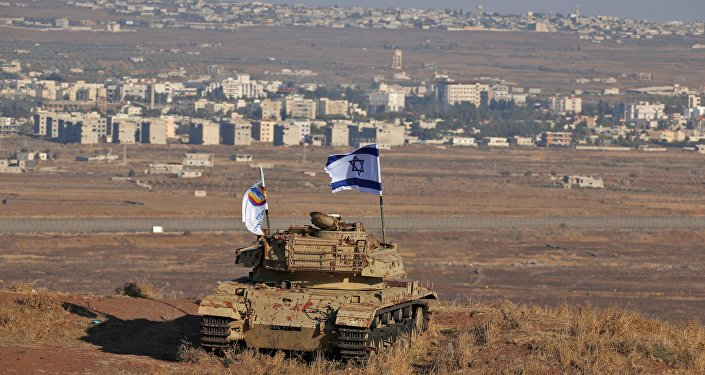 İsrail işgali altındaki Golan Tepeleri