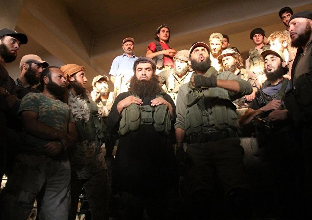 Janina Findeisen'ın kaçırılıp rehin alınmasında rolü olduğunu reddeden Nusra'nın bazı üyeleri
