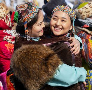 Kazakistan'da Nevruz kutlamaları