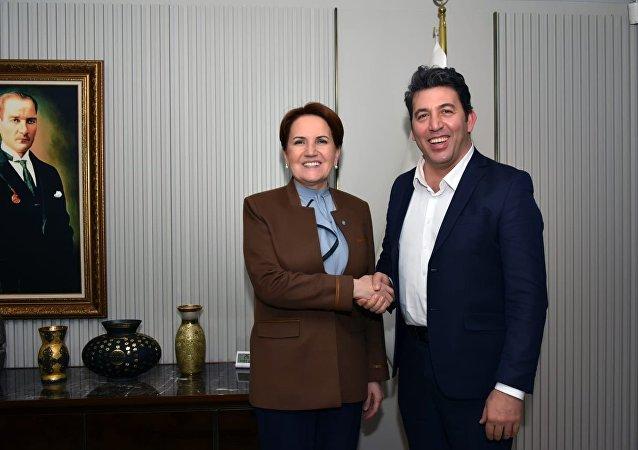 Meral Akşener - Emre Kınay
