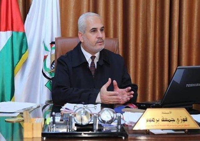 Hamas Sözcüsü Fevzi Berhum