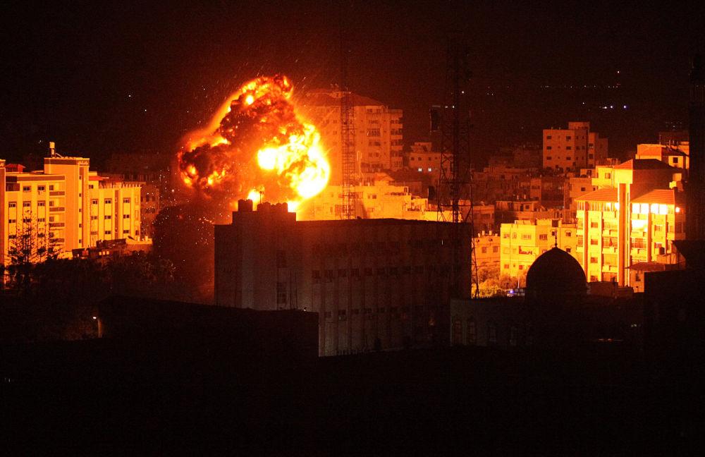 İsrail'in Gazze'ye saldırısı