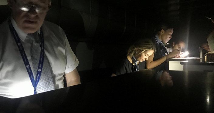 Venezüella'da elektrik kesintileri yaşandı