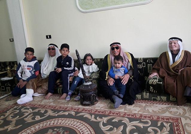 Golanlı sığınmacılar