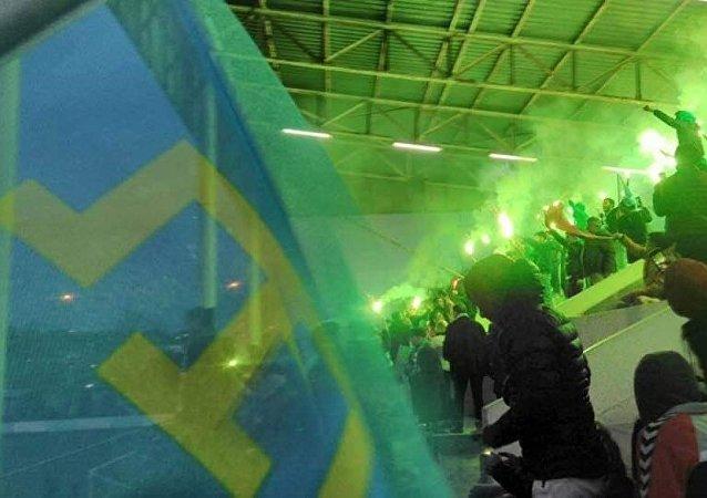 Türk ve Kırım futbol takımları tarihte ilk kez karşılaştı