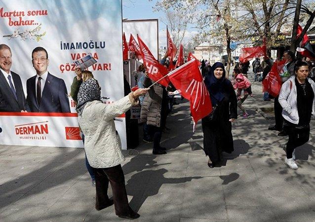 Yerel seçim, seçmen, CHP