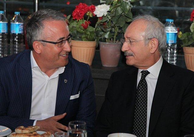 Cengiz Topel Yıldırım - Kemal Kılıçdaroğlu