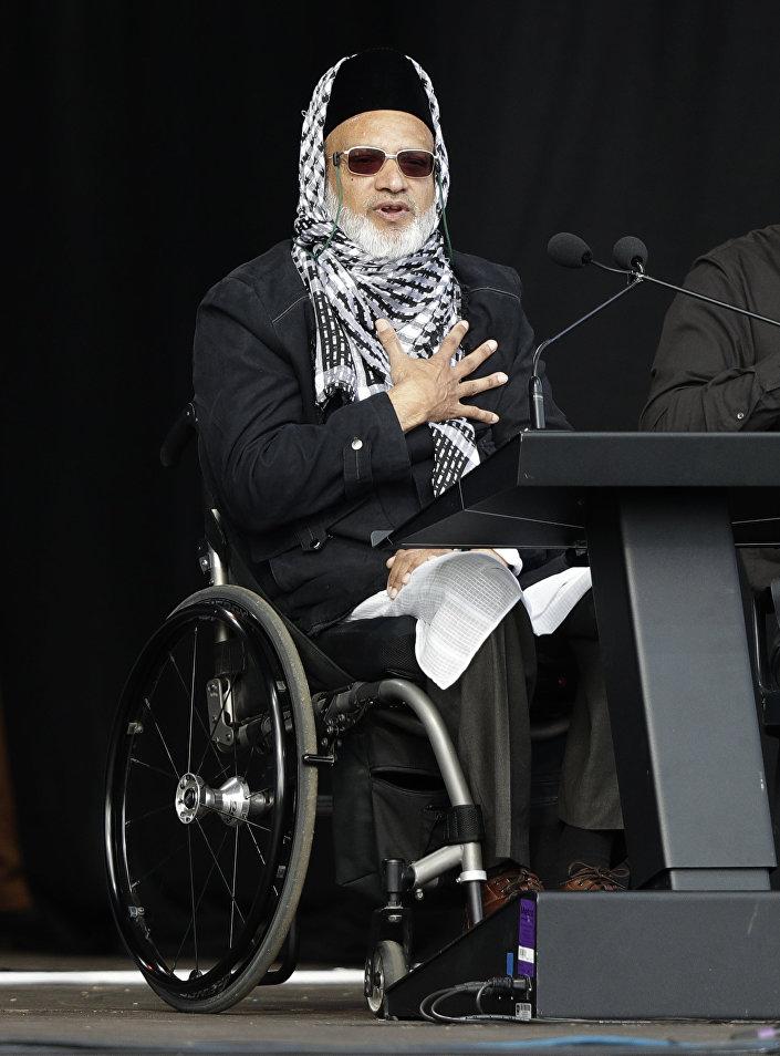 Yeni Zelanda'daki cami saldırılarından yaralı kurtulan Farid Ahmed