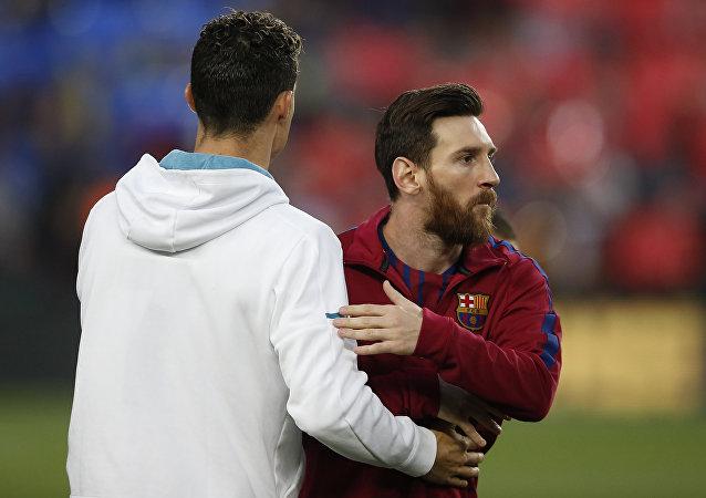 Lionel Messi ve Cristiano Ronaldo