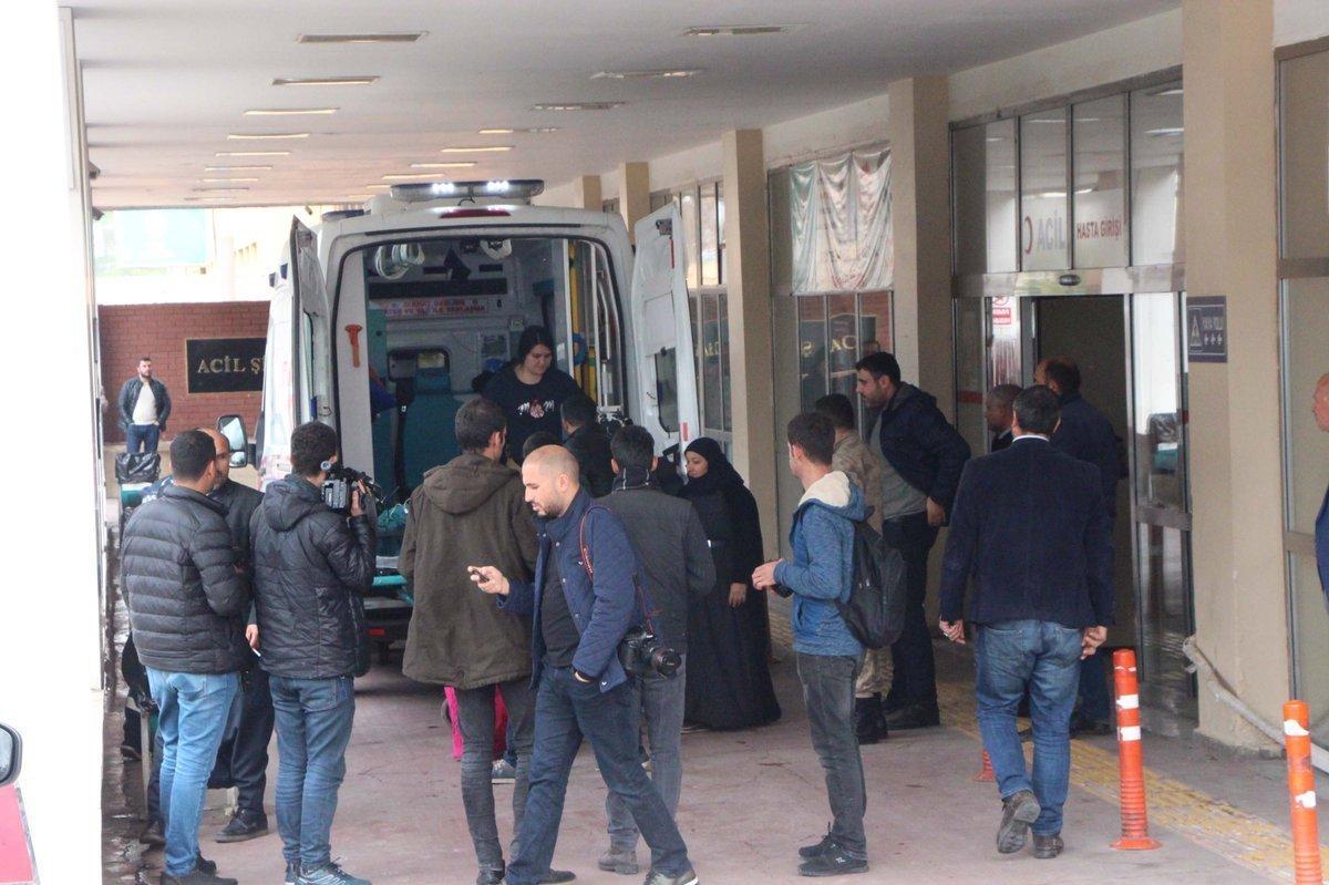Mardin ve Şanlıurfa'da çıkan kavgalarda 30 kişi yaralandı